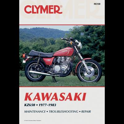 CLYMER (M358) Clymer Kaw Kz650