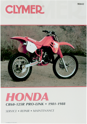Cr 80 1983 Manual