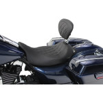WIDE TRIPPER™​ SOLO SEAT WITH REMOVABLE DRIVER BACKREST