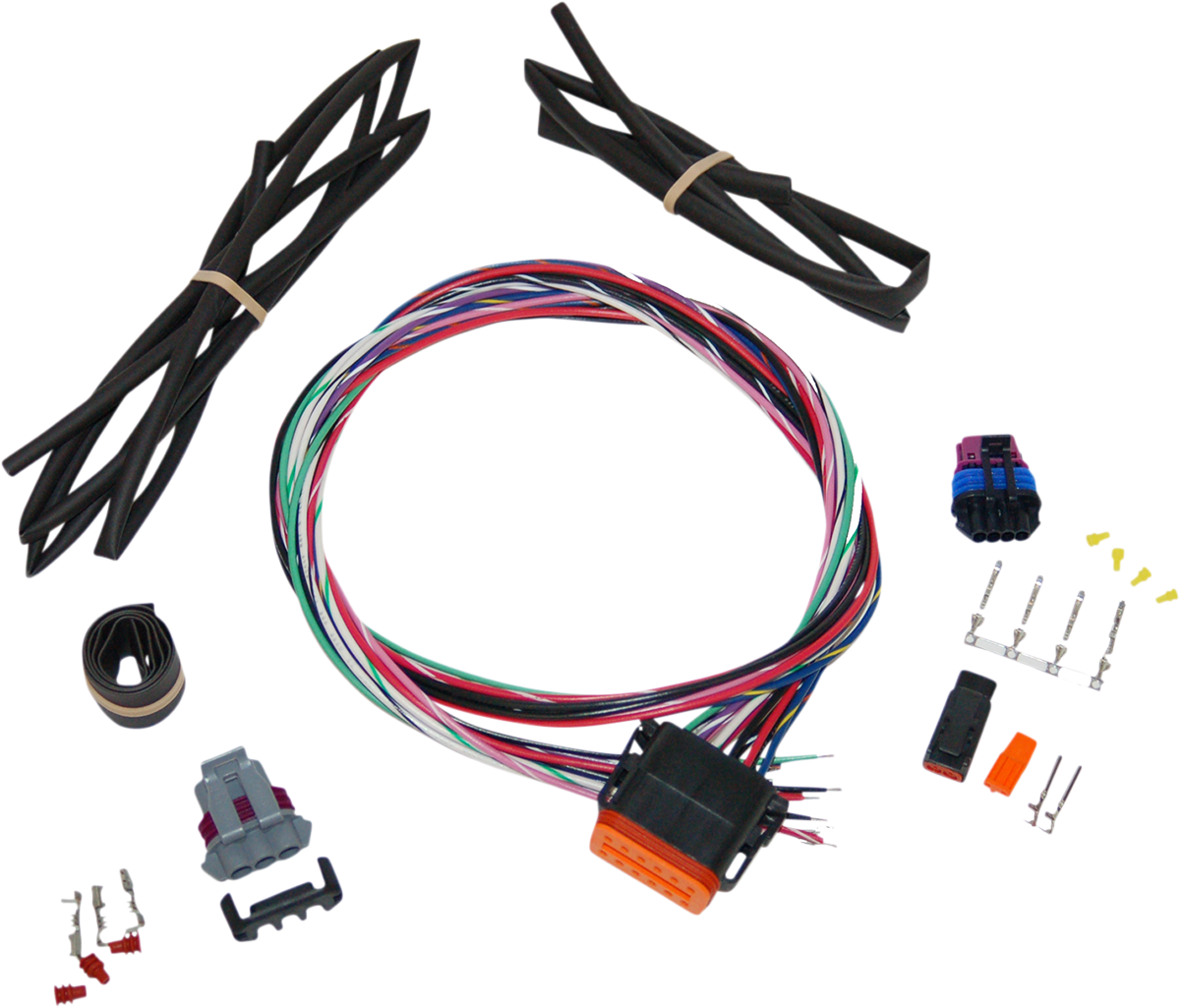 Namz Twin Cam Motorcycle Ignition Harness 65-20 Harley Dyna Touring Softail FLH