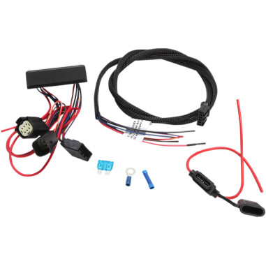 WIRING HARN FLHR POL 5WIR | Products | Drag Specialties® on