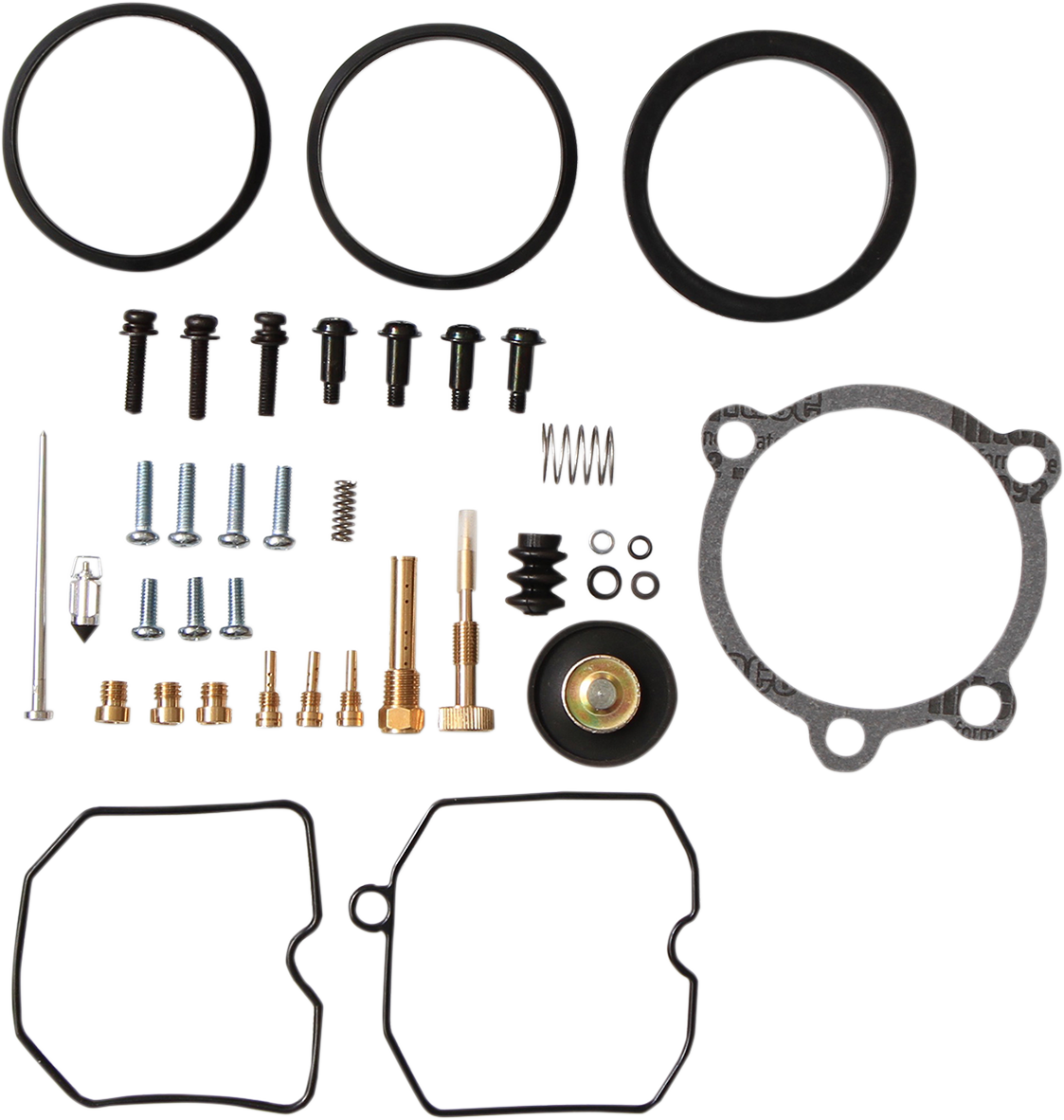 All Balls Carburetor Rebuild Kit for 88-03 Harley 883 Sportster XL XLC XLH