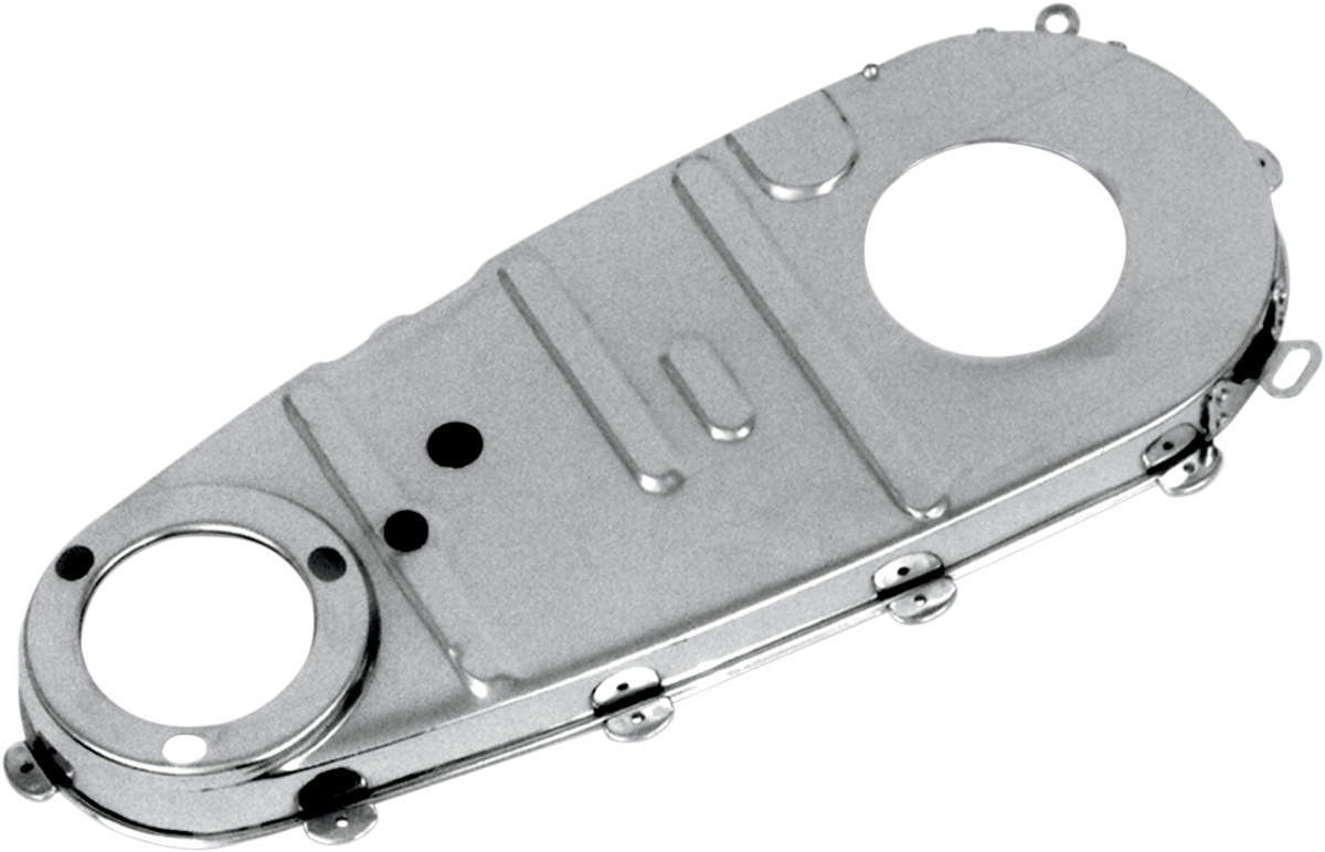 Paughco Chrome Inner Primary Cover for 55-64 Harley Big Twin Hydra Glide FL EL