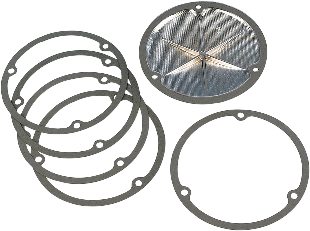 "James Gasket Single .030"" Derby Cover Gasket for 70-98 Harley Dyna Touring FXST"