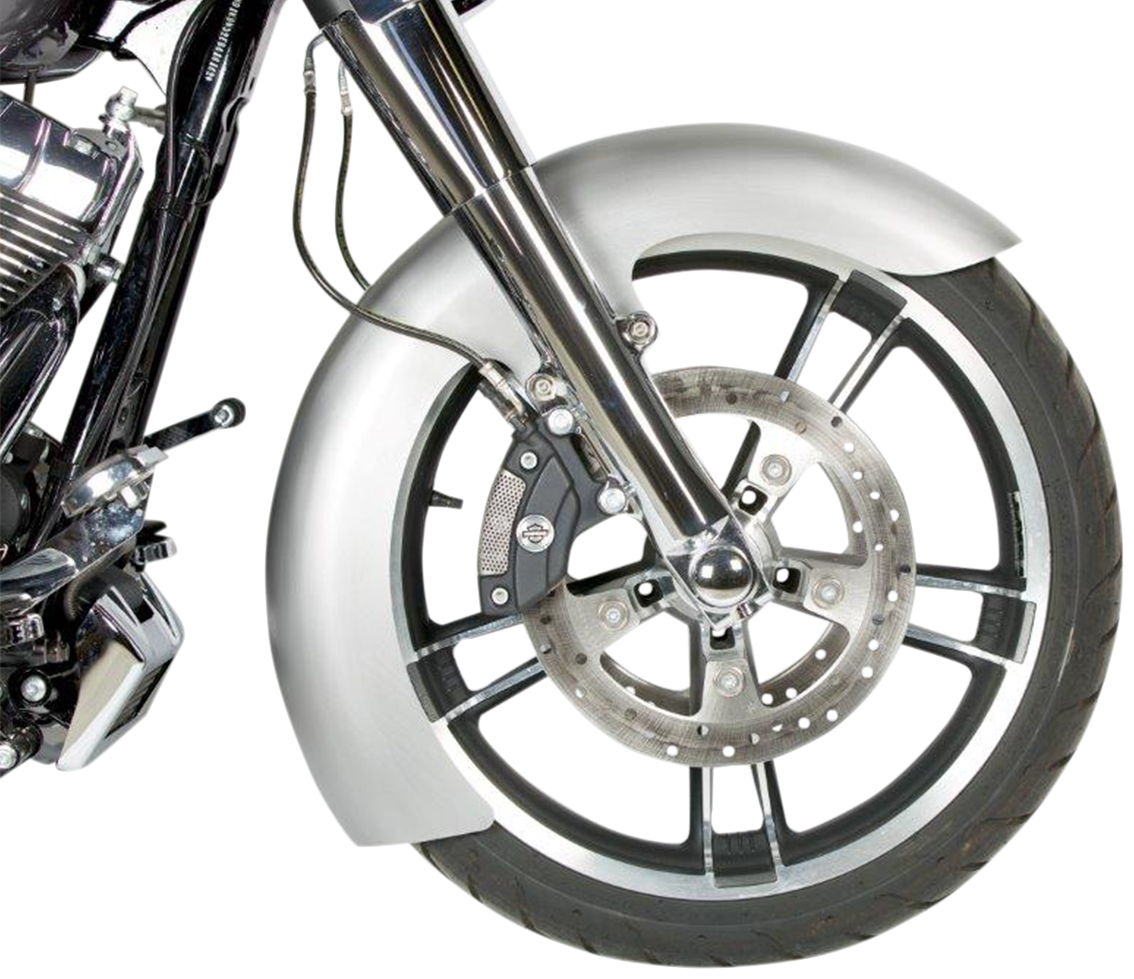 """Russ Wernimont LS2 Front 19"""" Tire Fender for 14-17 Harley Touring Bagger FLHX"""