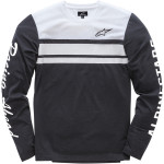 2-STROKE KNIT LONG-SLEEVE