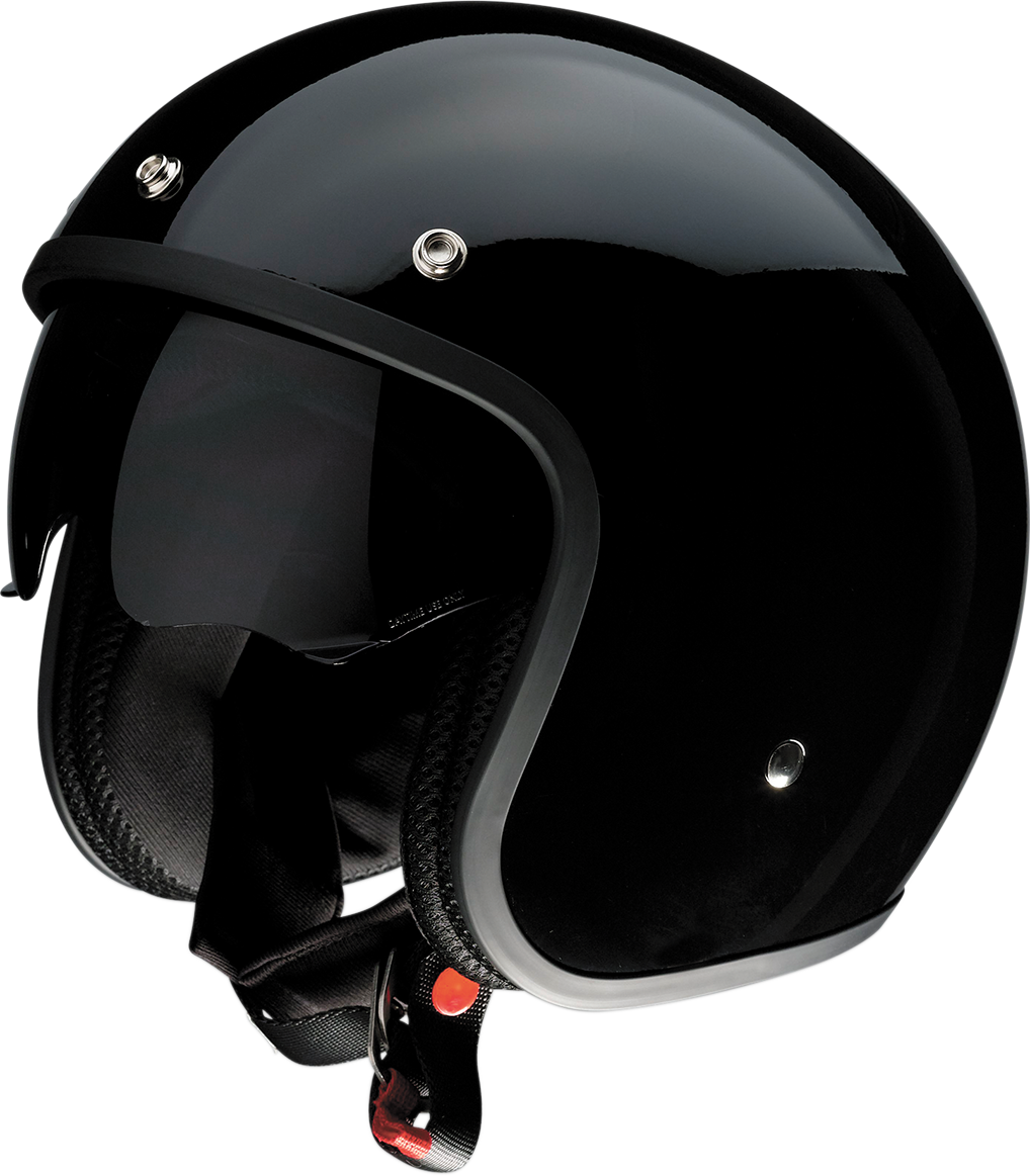 Z1R Unisex Adult Saturn SV 3/4 Open Face Motorcycle Riding Street Helmet