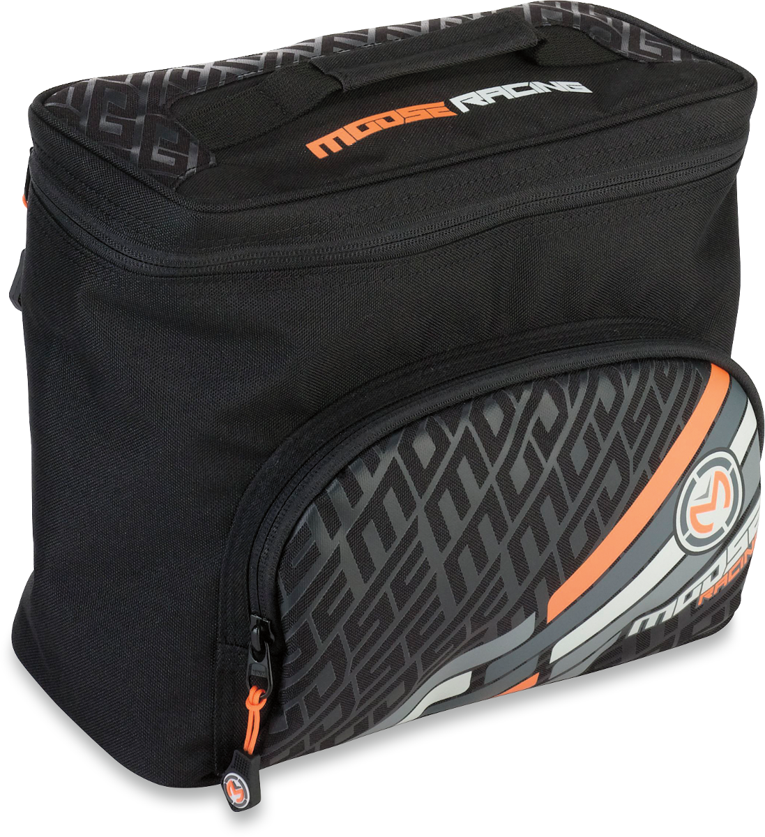 Moose Racing Black Off Road Riding Dirt Bike Racing Padded Goggle Bag