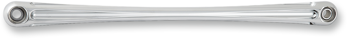 Arlen Ness Chrome Deep Cut Shift Rod 84-20 Harley Softail Touring FLHR FLHX FXSB