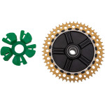 CUSH DRIVE CHAIN SPROCKETS