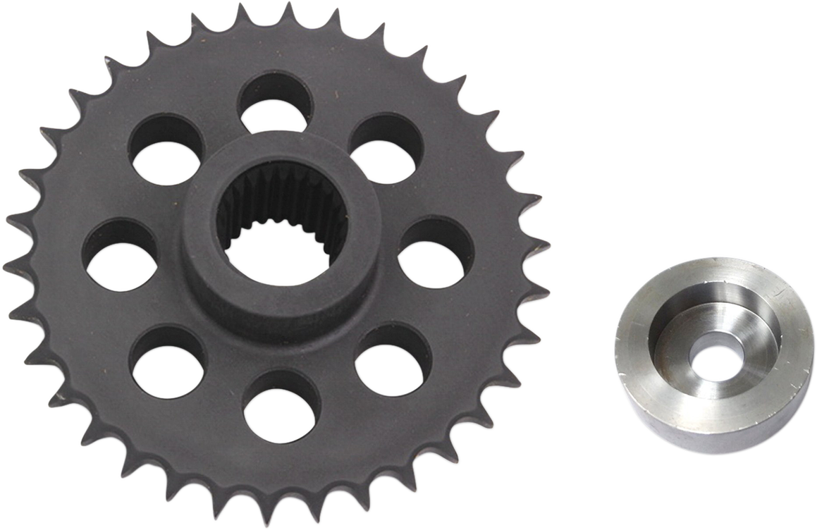 Drag Specialties Solid Primary Sprocket 17-20 Harley Touring Softail FLHR FLHX