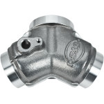SPIGOT-MOUNT INTAKE MANIFOLD FOR S&S HEADS