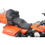 LARGE TOURING SEATS THAT ACCEPT FRAME MOUNTED BACKRESTS