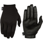 STEALTH LEATHER PALM GLOVES