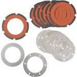 CLUTCH PLATE KIT FOR RIVERA PRO CLUTCH