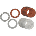CLUTCH PLATES FOR RIVERA BRUTE BELT DRIVES AND BDL ROUND DOG CLUTCH BASKETS