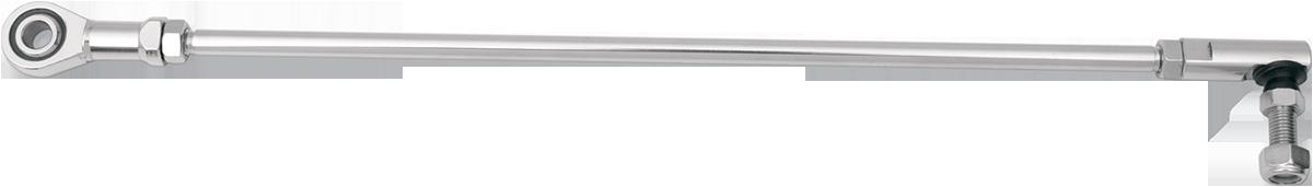 "Drag Specialties Custom Steel 14.5"" Chrome Shift Linkage for Harley Davidson"