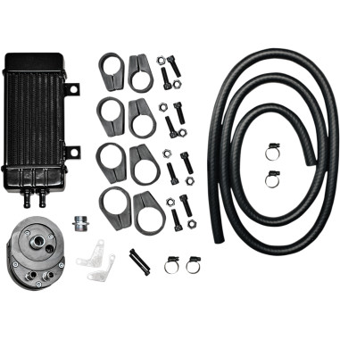 VERTICAL FRAME-MOUNT OIL COOLER KITS