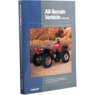 GENERAL ATV SERVICE MANUAL