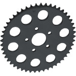 GLOSS BLACK REAR WHEEL SPROCKETS
