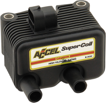 Accel .5 ohm Single Fire 12v Carb Super Coil for 99-06 Harley Twin Cam Sportster