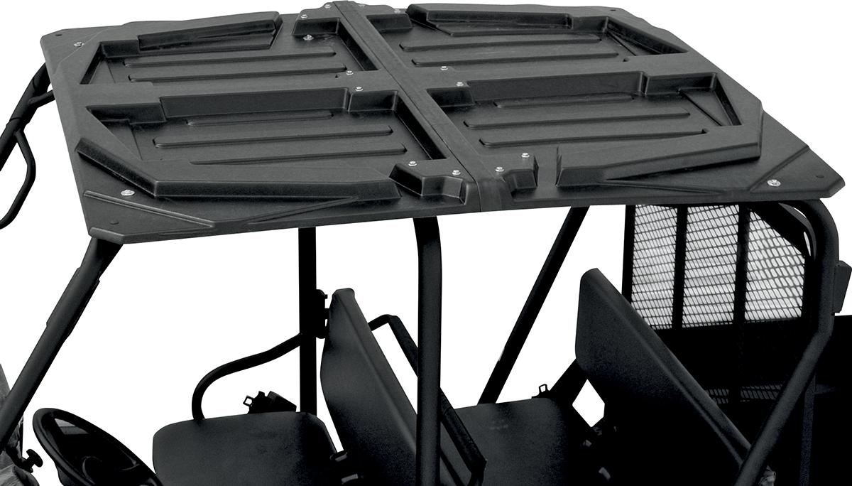 Moose Utility Black 4 Seater Polyethylene Roof for 05-18 Kawasaki Polaris Ranger