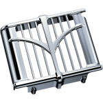 CHROME OIL COOLER COVER
