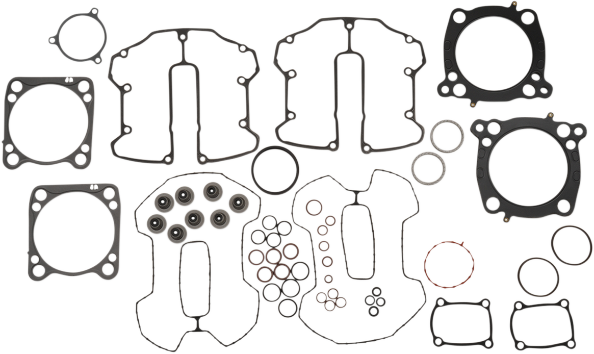 "Cometic 4.250"" Bore Top End Gasket .040"" Head Gasket Kit for 17-19 Harley M8"