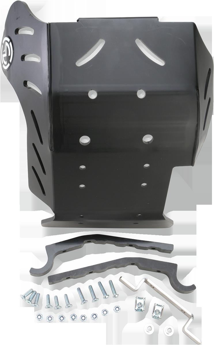 Moose Racing Black Front Off Road Pro Skid Plate For 12-16 KTM 350 EXC-F