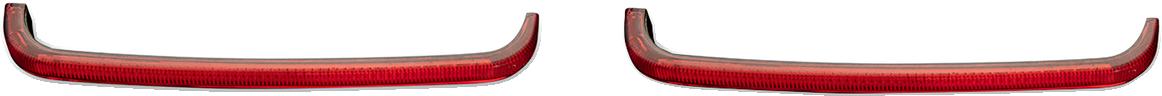 Custom Dynamics Low Profile Rear LED Saddlebag Lights for 14-19 Harley Touring