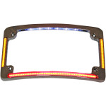 ALL-IN-ONE LICENSE PLATE FRAMES