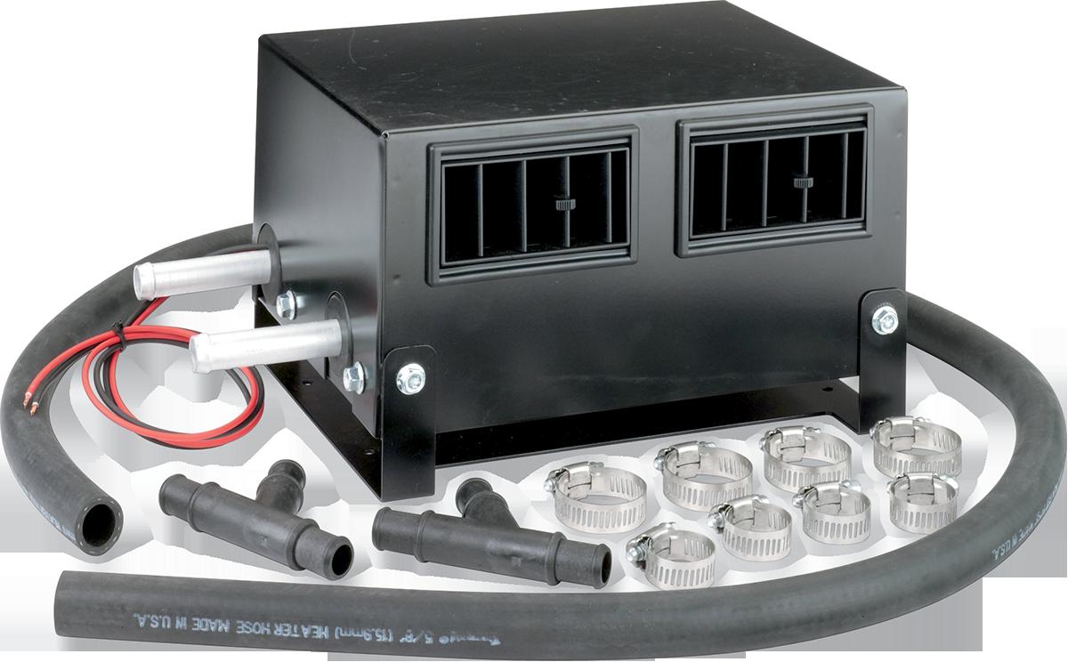 Moose Utility Utv Cab Heater for 03-11 Arctic Cat John Deere Polaris Yamaha  | JT's CYCLES