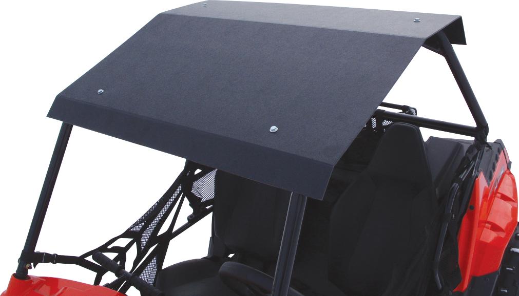 Moose Utility UTV Side by Side Black Roof for 09-18 Polaris RZR 170