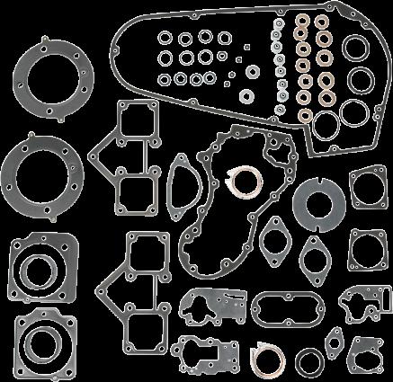 """Cometic Complete 74"""" Engine Gasket Kit for 69-66 Harley Shovelhead FL FLH"""