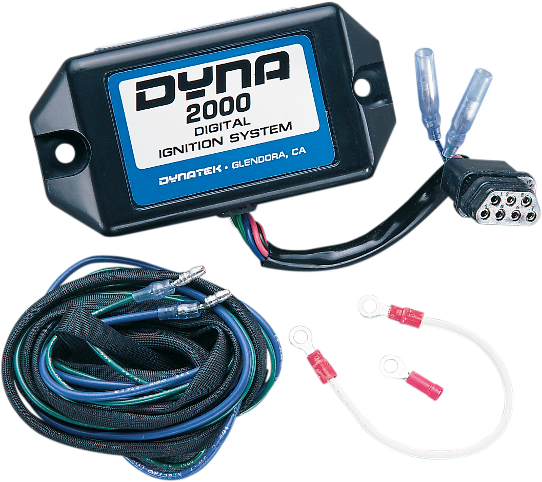 Dynatek 2000-HDE Ignition Module for 90-95 Harley Dyna Touring Softail Sportster