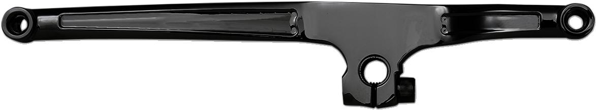Drag Specialties Black Heel Toe Shifter for 91-98 Harley Dyna FXD FXDL FXDB