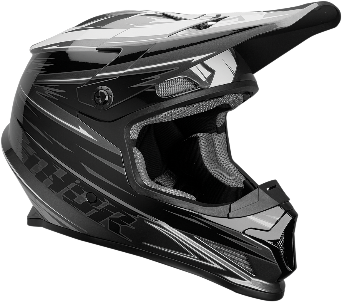 Thor Sector Warp Full face Off road Riding Dirt Bike Motocross Racing MX Helmet