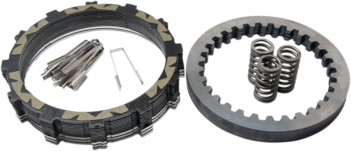 Rekluse TorqDrive Motorcycle Clutch Kit 13-19 Harley Touring Softail CVO FLHX