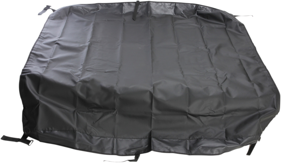 Moose Black Vinyl Nylon UTV Roof Cap for 13-17 Polaris Ranger Crew XP 900 4x4