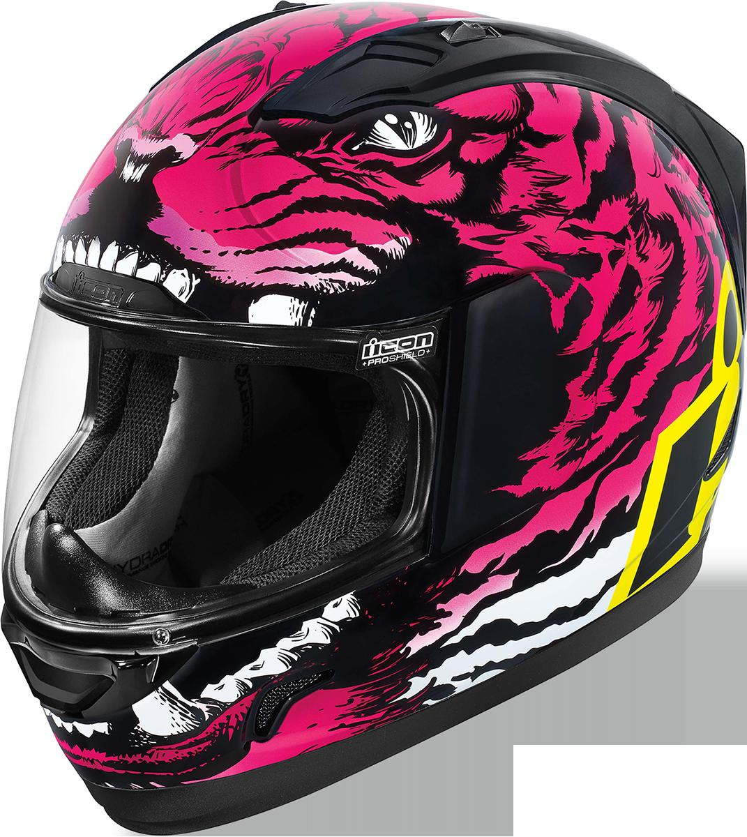 Icon Alliance Berserker DOT Fullface Large Motorcycle Riding Street Helmet