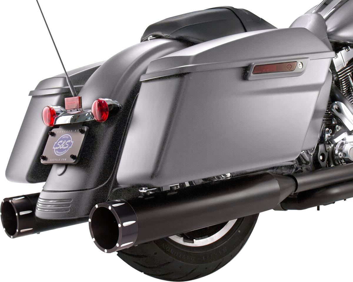 Slip On Mufflers For Harley Davidson Touring Models