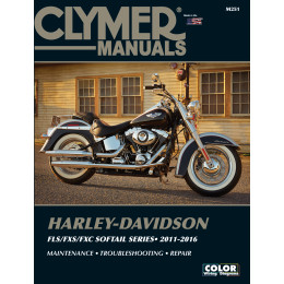 MANUAL HD SOFTAIL 11-16 | Products | Parts Unlimited®