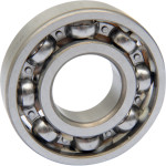 Counterbalance shaft bearings