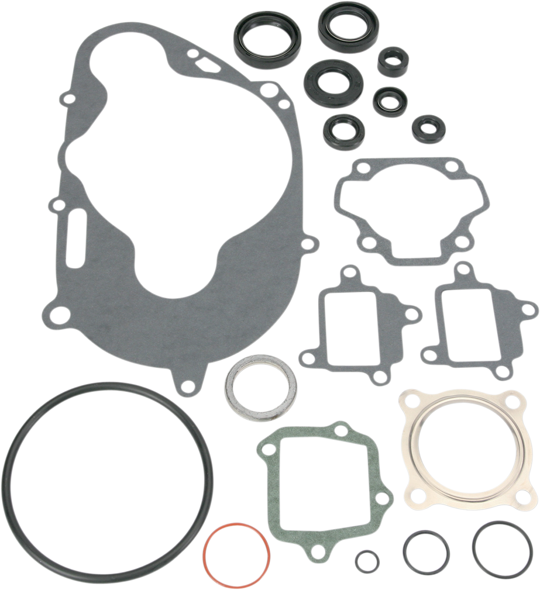 Moose Racing Offroad Dirt Bike Complete Motor Gasket Kit for 83-06 Yamaha PW80