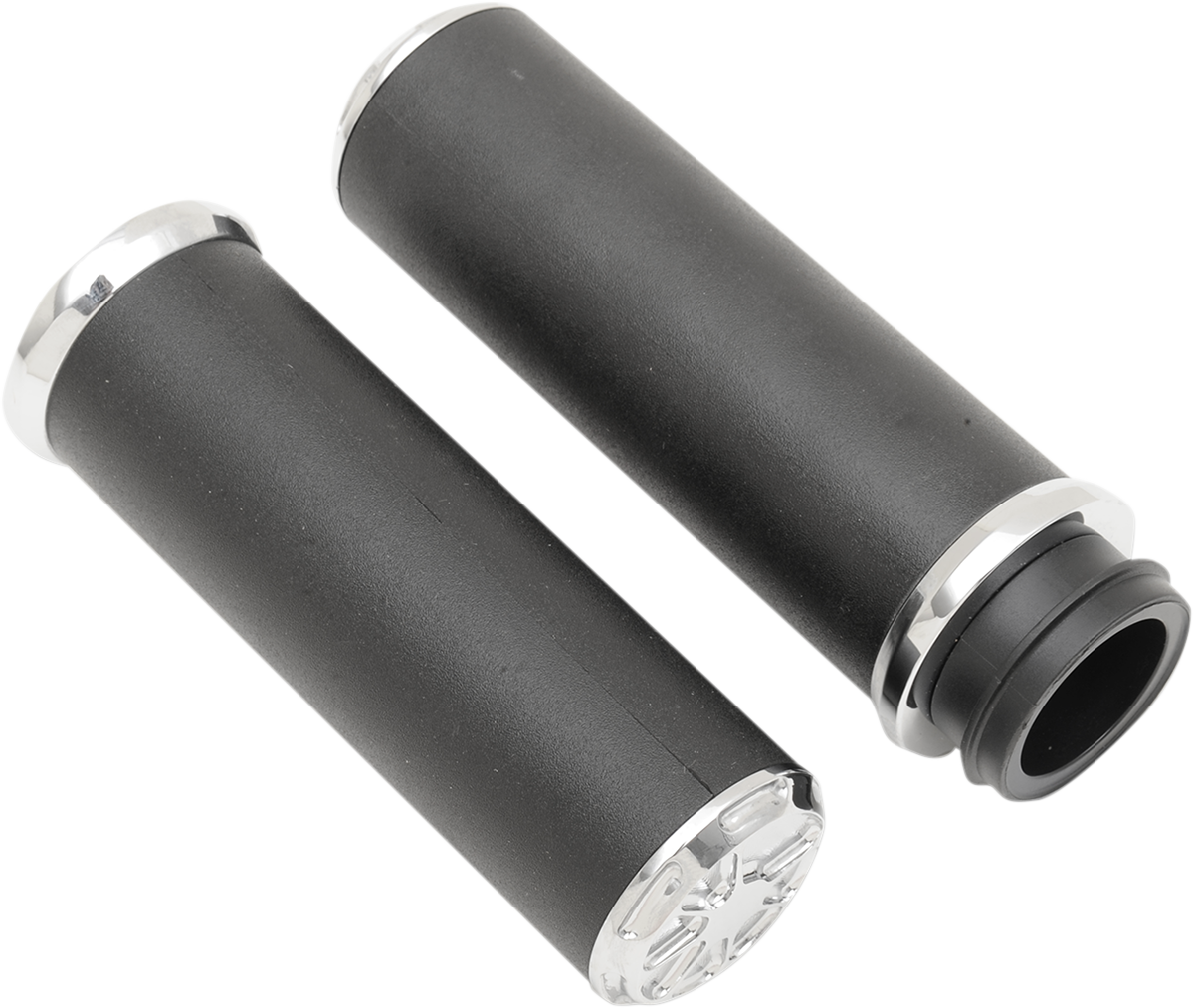 La Choppers Fusion TBW Hand Grips for 08-17 Harley Dyna Touring Softail FLS FLHX