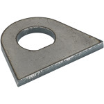 Weld-on ignition mounting tab
