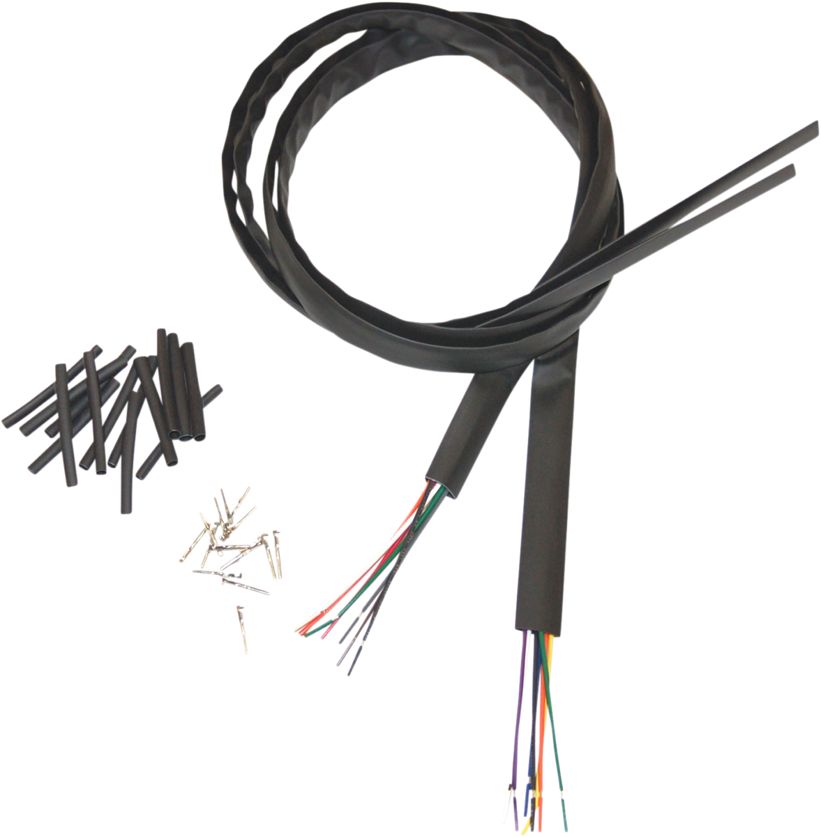 """Namz 24"""" Handlebar Switch Wire Extension 82-95 Harley Dyna Softail Sportster FXD"""