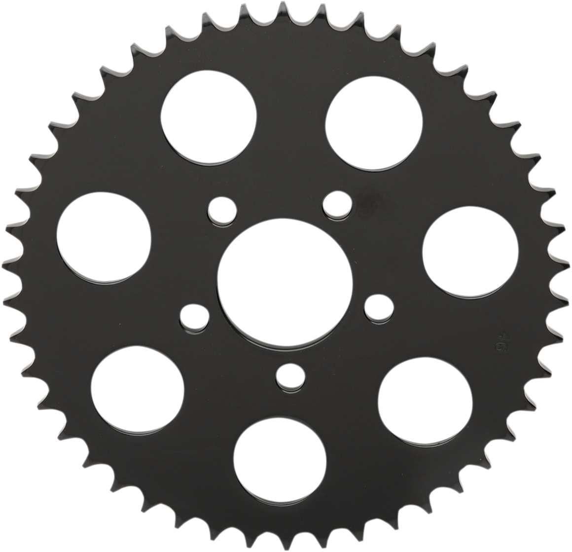 Drag Specialties Black Flat 41 Tooth Rear Sprocket for 00-18 Harley Dyna Touring