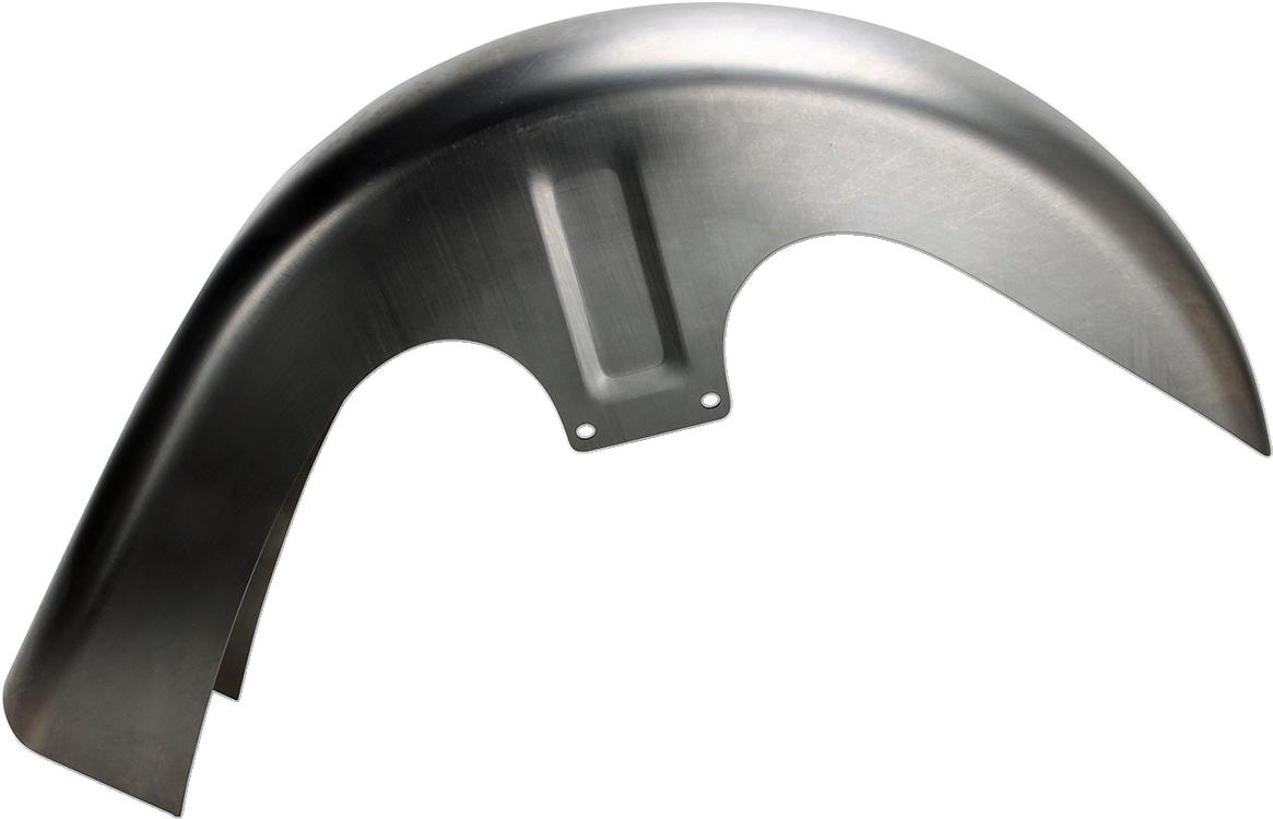"""Russ Wernimont 26"""" Steel Front Fender for 94-13 Harley Touring FLHT FLHX FLHR"""