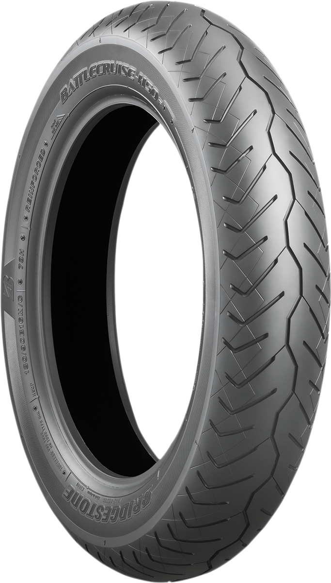 Bridgestone Black Battlecruise H50 Front 130/90-16 73H Tire for Harley Davidson